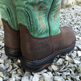 Ariat Women's Tracey Pull On H20 Composite Toe Work Boots 10015405