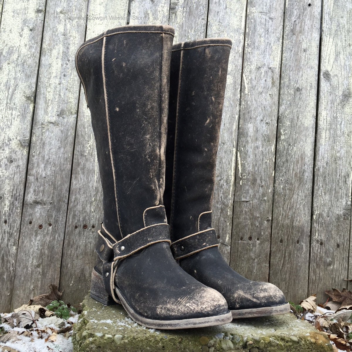 corral leather boots