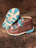 Twister Toddler/ Youth Landry Western Print Chukka Shoes 443001902 446001902