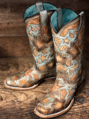 corral star boots
