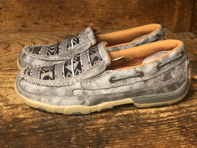 Details about  /Twisted X Casual Shoes Womens Slip On Aztec Print Tan WXC0008