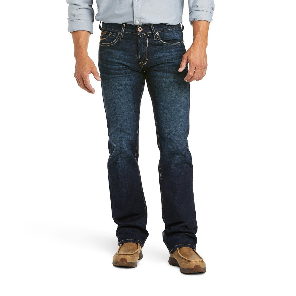 Ariat Men's M7 Solano Slim Fit Stretch Straight Leg Jean 10034676