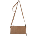 STS Ranchwear Marlowe Caramel Leather Crossbody/ Clutch Purse STS33064 - Painted Cowgirl Western Store