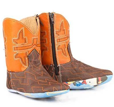 Tin Haul Infant Lil Horsepower Boots 0101