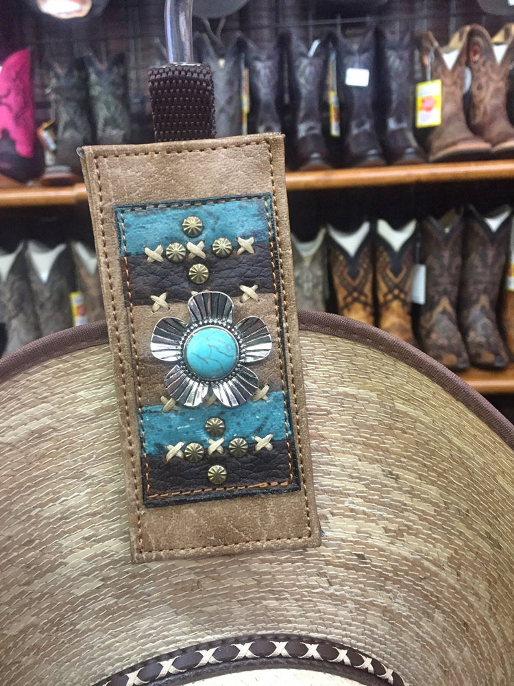 Load image into Gallery viewer, Phunky Horse Square Clip - Painted Cowgirl Western Store