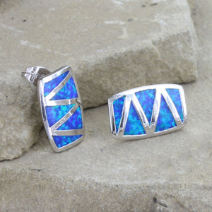 Load image into Gallery viewer, Montana Silversmiths River of Lights Walking Life's Path Earrings ER3806
