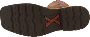 Twisted X Women's Lite Cowgirl Steel Toe Square Toe Work Boots WLCS003 - Painted Cowgirl Western Store