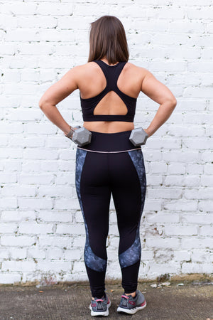 Look at Me Now Sports Bra - The Sassy Owl Boutique