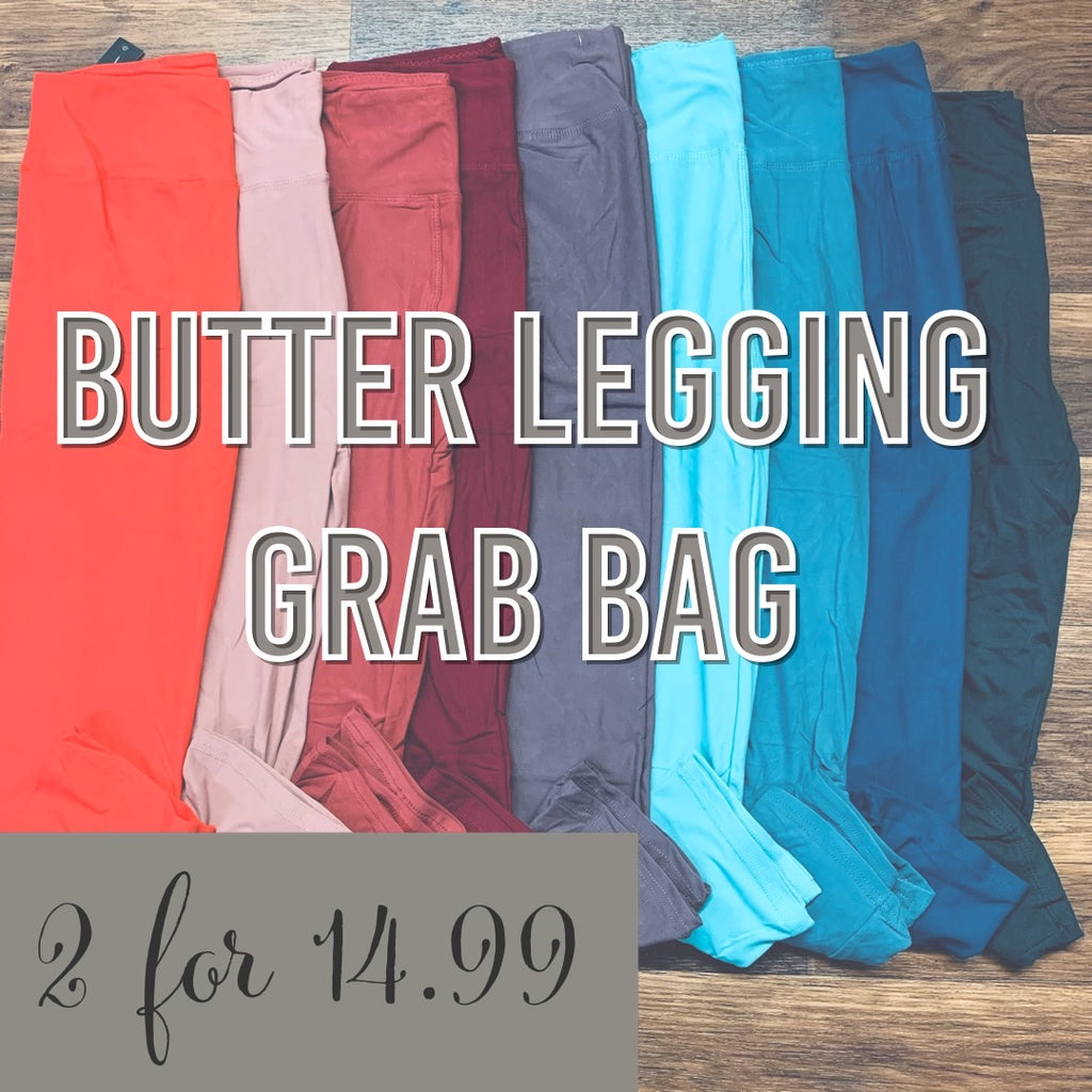 Legging Grab Bag 2 for $14.99