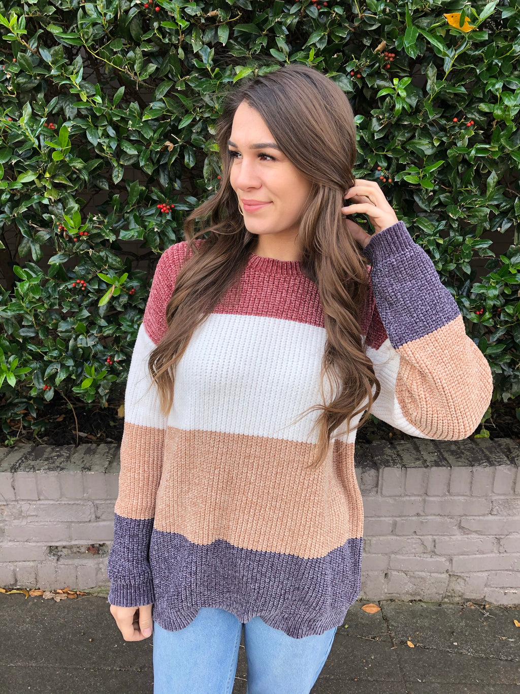 Dream In Color Sweater (S-XL)