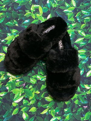 Crazy For You Slippers