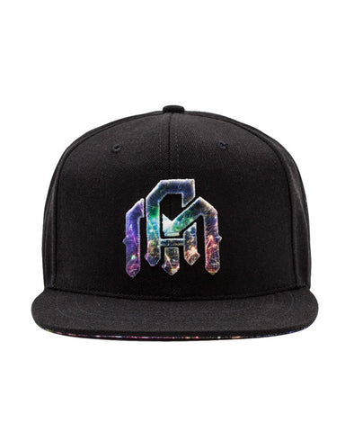b5a25f55867 Electric Venation Snapback-Front