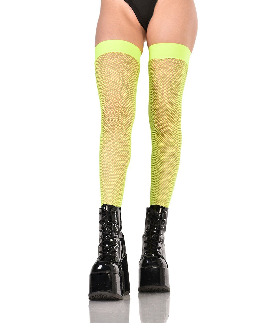 372da10e204a6 Plus Size Backseam Fishnet Pantyhose - EDM Sauce