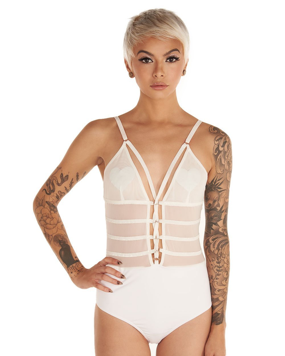 f1b83b3aa9 Women s Bodysuits   Rompers for Raves and Festivals tagged
