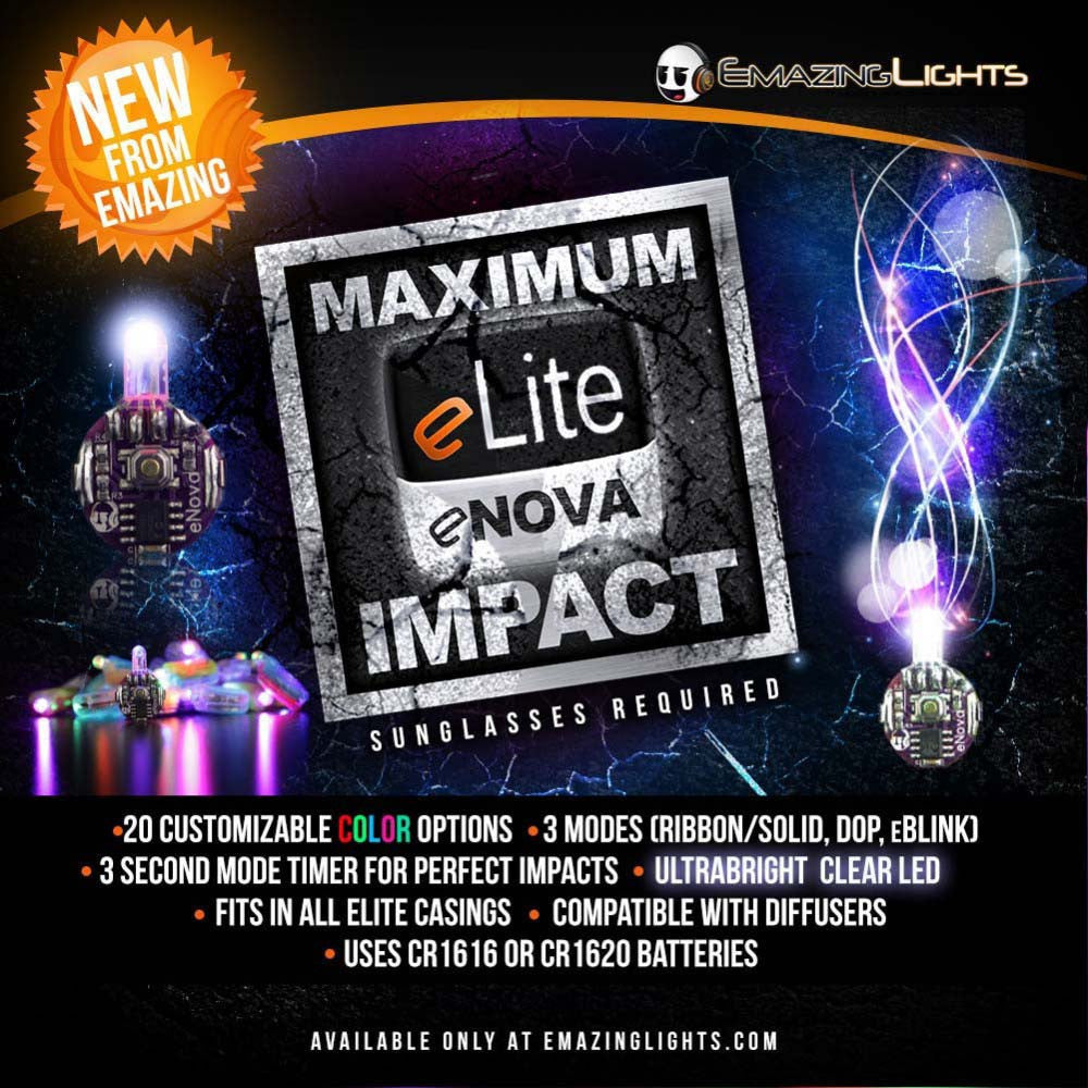 Light Up And Led Glove Sets Edm Sauce Dance Get The Party Started With Your Own Interactive Elite Enova Set