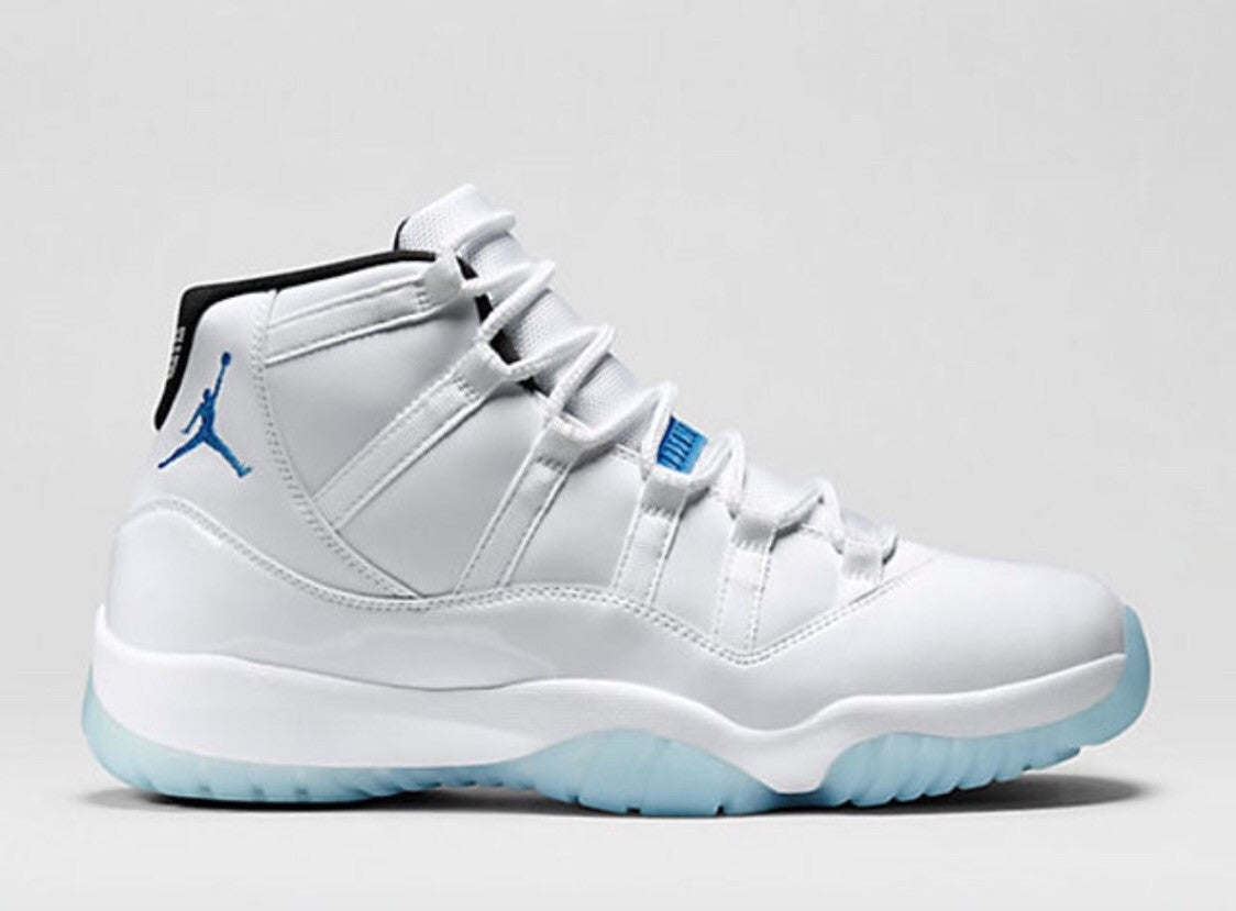 new product ec479 f120a Air Jordan XI (11) Retro -