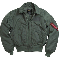 Alpha Industries McGuire 45-P Flight Jacket
