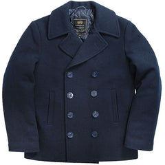 Alpha Industries USN Pea Coat