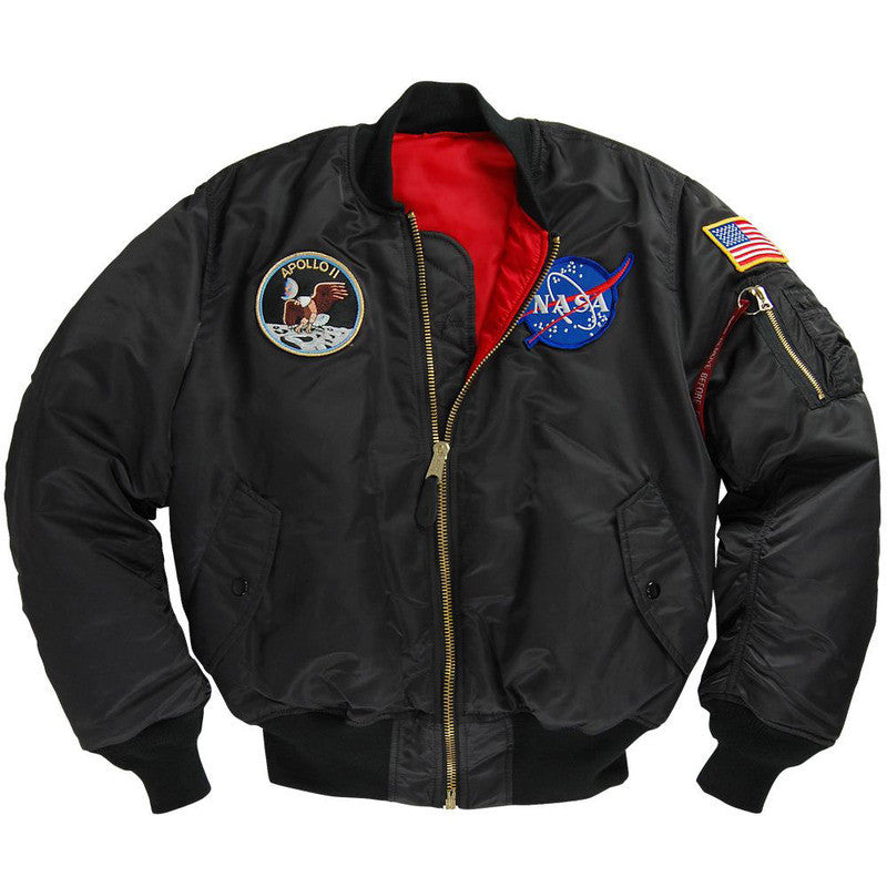 apollo era flight jacket - photo #19