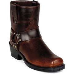 Durango Brown Harness Western Boots