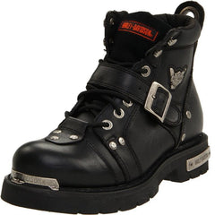 Harley Davidson Brake Buckle Biker Boot