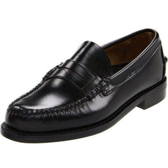 Sebago Black Classic Leather Loafer