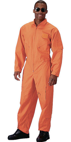 Rothco Orange Flightsuit