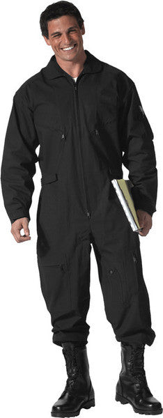 Rothco Black Flightsuit