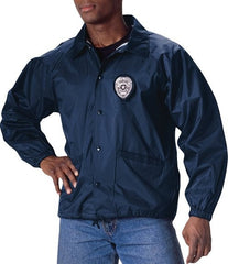 Rothco Navy Blue Law Enforcement Coaches Jacket