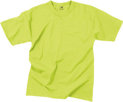 Rothco Safety Green T-Shirt