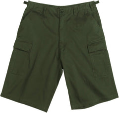 Rothco Olive Drab Longer BDU Shorts