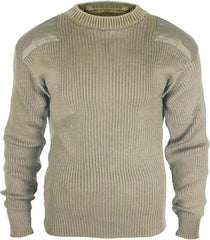 Rothco Khaki Commando Sweater
