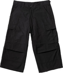 Rothco Black Capri Pants
