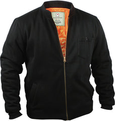 Rothco Black Flyers Jacket