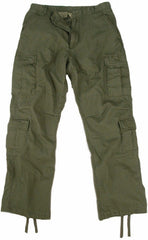Rothco Olive Drab Rip-Stop Paratrooper Fatigues