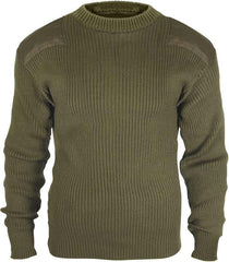 Rothco Olive Acrylic Commando Sweater