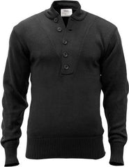 Rothco Black Acrylic Sweater