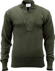 Rothco Olive Acrylic Sweater