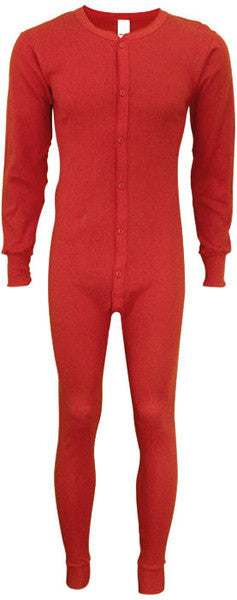Rothco Red Union Suits