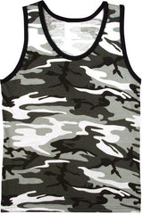 Rothco City Camouflage Tank Top