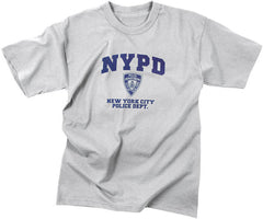 Rothco NYPD Physical Training T-Shirt
