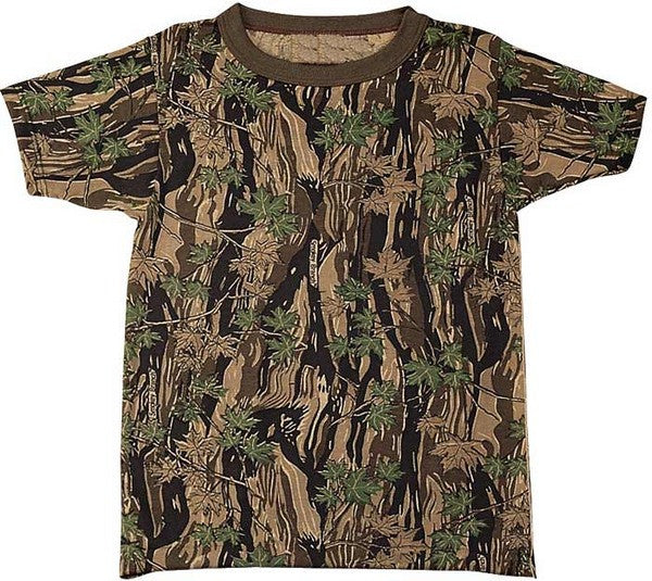 Rothco Smokey Branch Camouflage T-Shirt