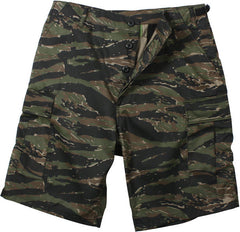 Rothco Tiger Stripe Camouflage Cargo Shorts