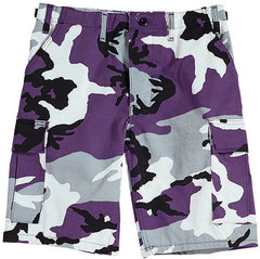 Rothco Ultra Violet Camouflage Cargo Shorts