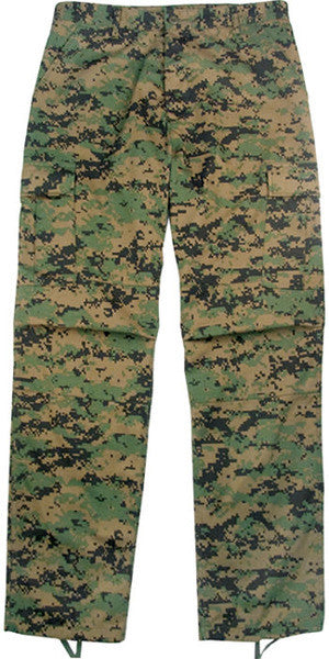 Rothco Woodland Digital Camouflage BDU Pants