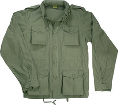Rothco Sage Green Lightweight M-65 Jacket