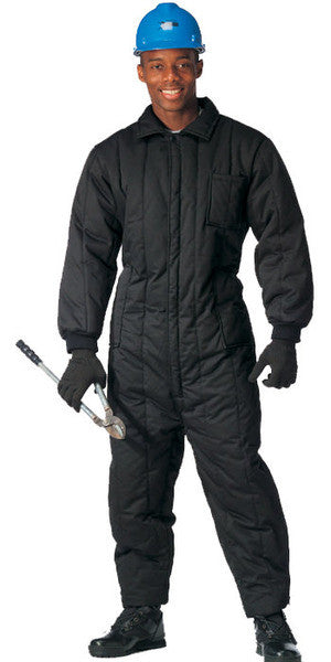 Rothco Black Insulated Coverall