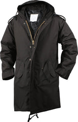 Rothco Black M-51 Fishtail Parka