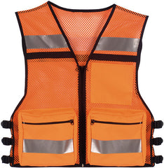 Rothco Orange Public Safety Mesh Vest