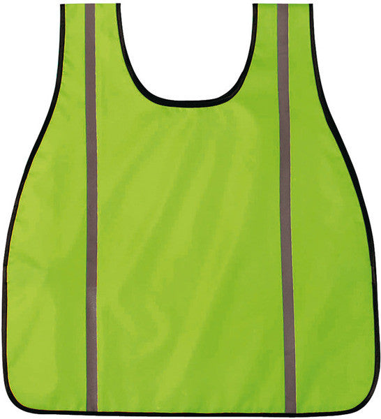 Rothco High Visibility Oxford Neon Green Safety Vest